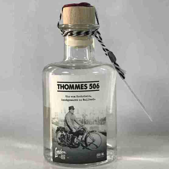 Genusswwerk Thommes 506 Gin klein