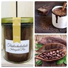 Trinkschokolade & Kakao