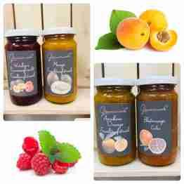 Fruchtauftriche & Konfitüren