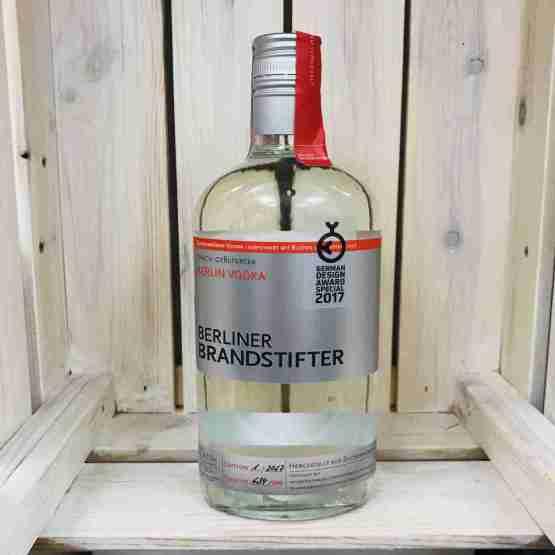 Genusswerk Berliner Brandstifter Vodka 0,7l