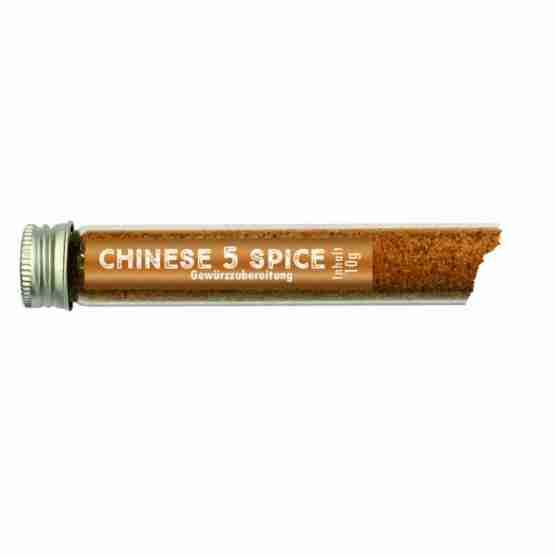 Genusswerk Feuer & Glas Gewürze Chinese 5 Spice
