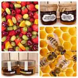 Honig & süße Aufstriche