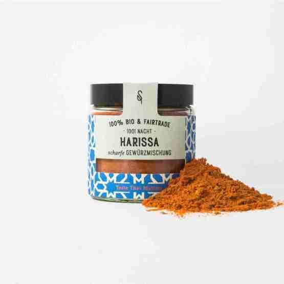 Genusswerk Soul-Spice Harissa