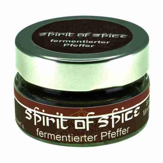 Genusswerk Spirit of Spice fermentierter Pfeffer