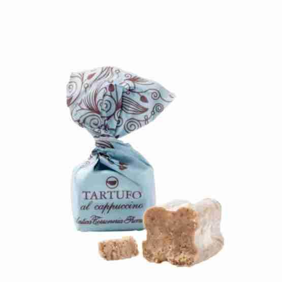 Genusswerk Trüffel Tartufo al Cappuccino