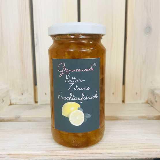 Genusswerk Bitter Zitrone