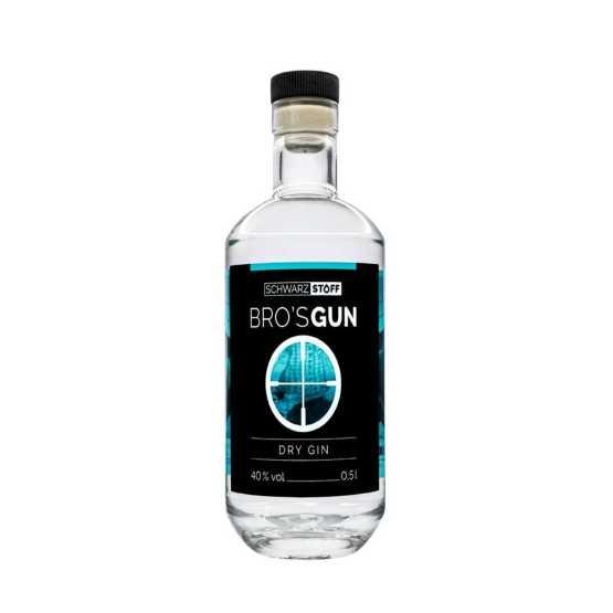 Genusswerk bros Gun Gin