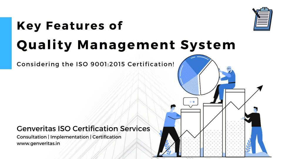 iso 9001 certification Key Features