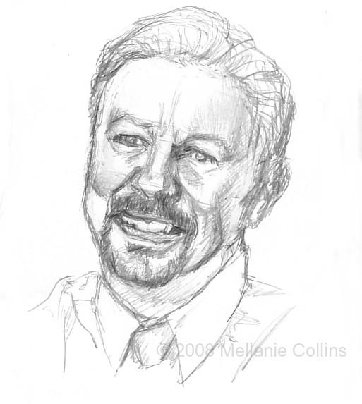 Quick Sketch David Brent