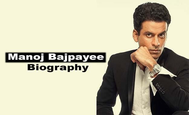 Manoj Bajpayee biography