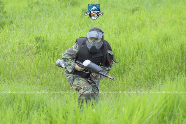 Outbound Bandung PAINTBALL GEO ADV