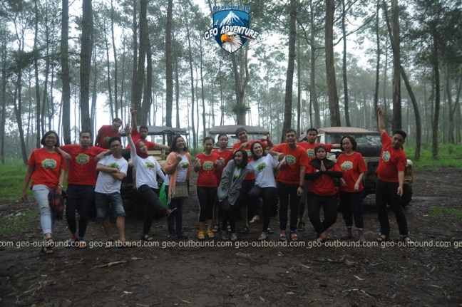 GATHERING OUTBOUND LEMBANG WINDA AND THE COMPANY