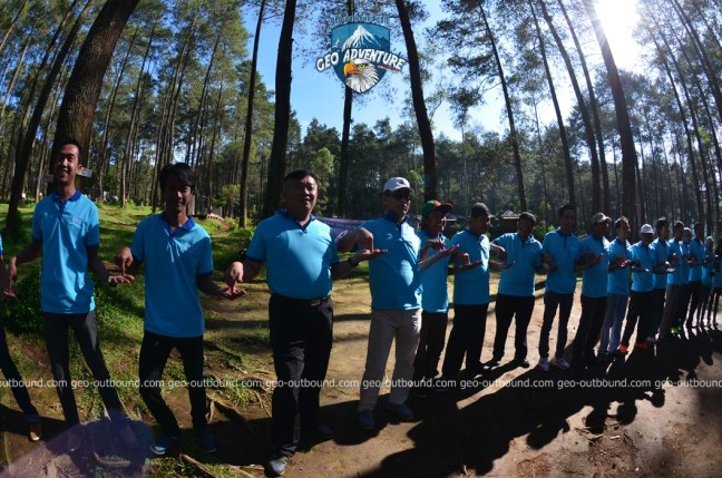 FUN OUTBOUND CIKOLE PT. JAVA SEAFOOD INDONESIA
