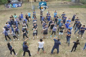 FUN OUTBOUND LEMBANG THE NIELSEN INDONESIA