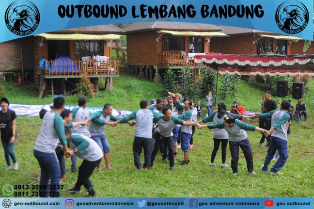 OUTBOUND TEAM BUILDING SENTRA TIMUR RESIDENCE
