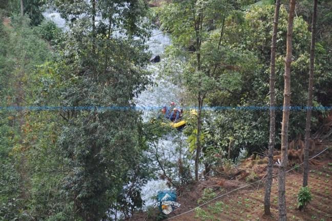 RAFTING SUNGAI PALAYANGAN PANGALENGAN - GEO ADVENTURE INDONESIA