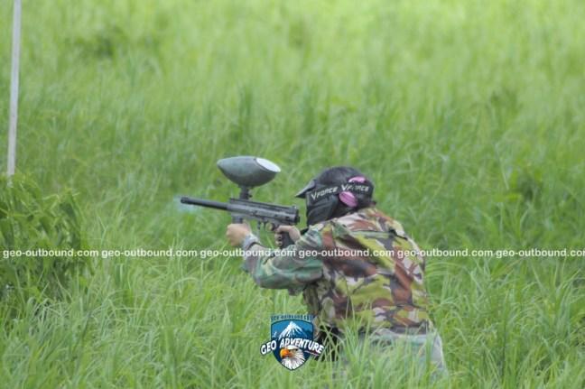 PAKET PAINTBALL MURAH LEMBANG BANDUNG - GEO ADVENTURE INDONESIA