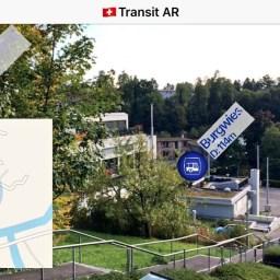 Augmented Reality und GIS – 8 Jahre später