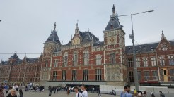 South side of Amsterdam Centraal