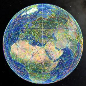 Notre planète et les réseaux