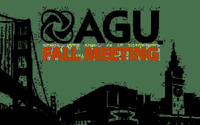 Meet the Geobit team at AGU Fall Meeting 2016