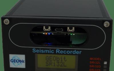 New Passive 32bit digitizer/recorder with integrated sensor electronics