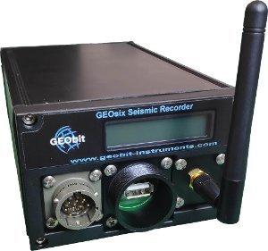 GEOsix Low Power Digitizer-Recorder