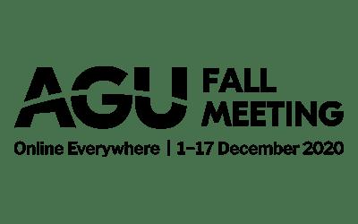 Geobit at AGU Fall Meeting 2020 as Virtual Supporter