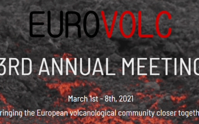 Geobit @ EUROVOLC 3rd Annual Meeting