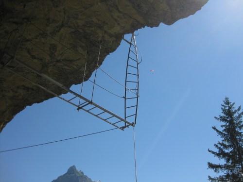 Allmenalp - Klettersteig
