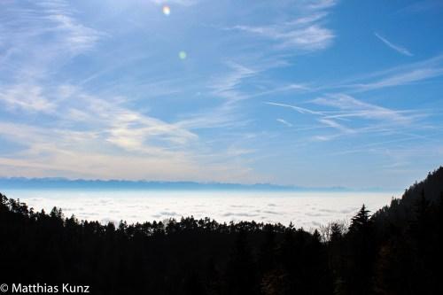 das Echte Alpenpanorama