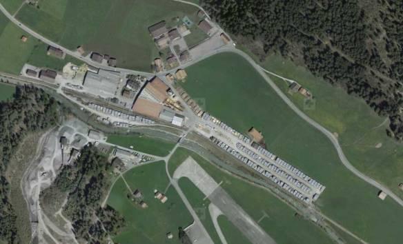 Verkehrsknotenpunkt