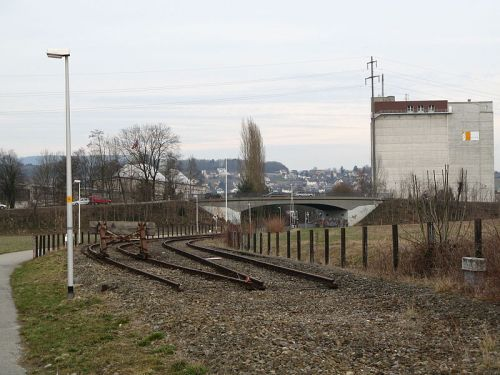 Villmergen_Bahnlinie