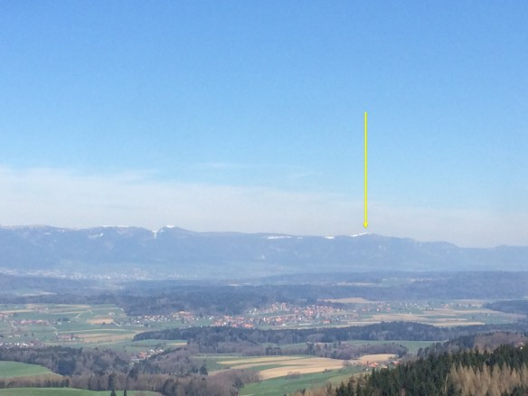 weisse Bergspitze 2