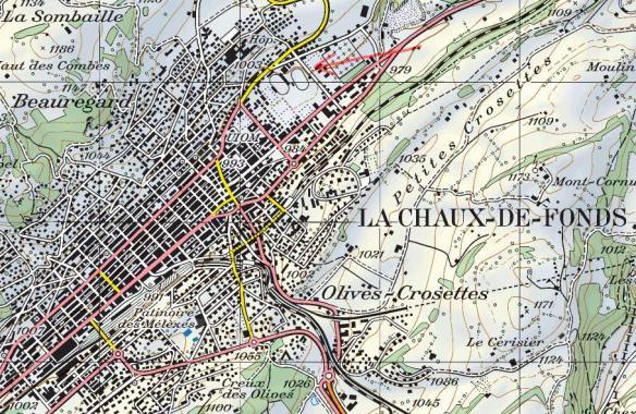 Chaux-de-Fonds