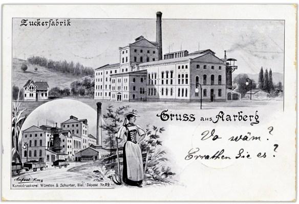 Zuckerfabrik Aarberg