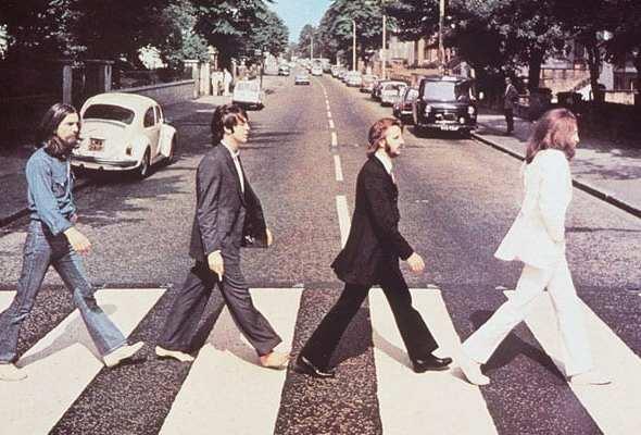 Abbey Road Geocahe