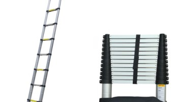 Kauftipp: aluminium teleskopleiter geocachingbw