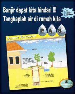 Sumur Resapan Air Hujan Modern