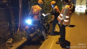Jasa survey georadar gpr di Jakarta Bandung Bogor Bekasi Tangerang Serang
