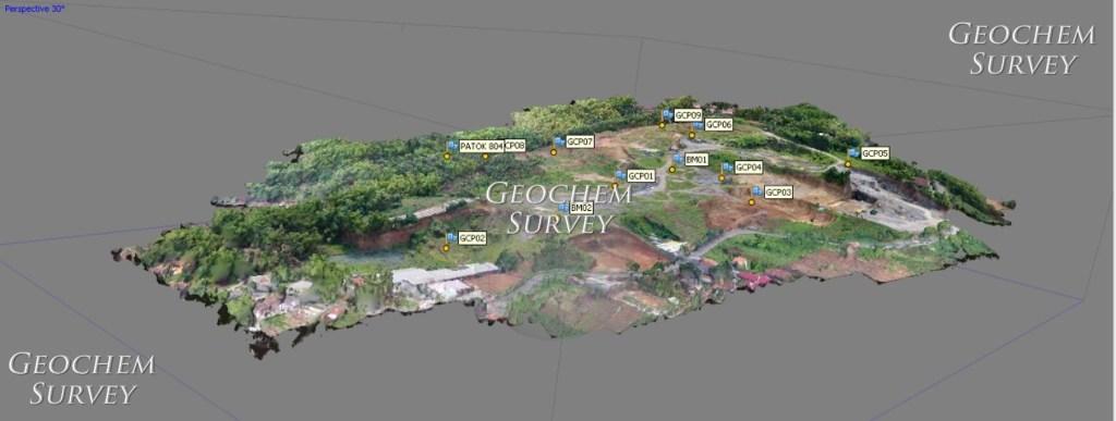 Jasa Foto Drone UAV untuk Pemetaan dan Kontur