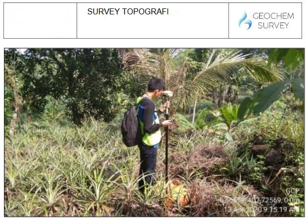 Jasa Survey Pemetaan GPS RTK