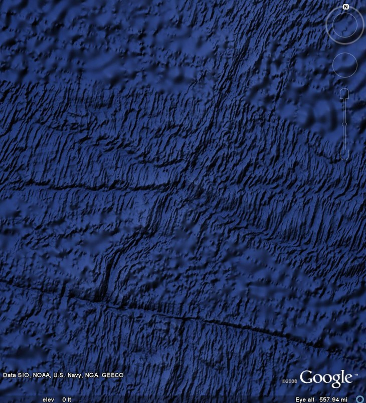 Mid ocean ridge, North Atlantic