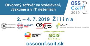 3D tlač a QGIS fórum na konferencii OSSConf 2019
