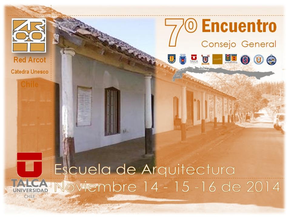 7º Encuentro Red Arcot en Talca