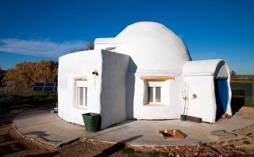 Volver al adobe: la arquitectura ecológica defiende regresar a la construcción con tierra – 20minutos.es