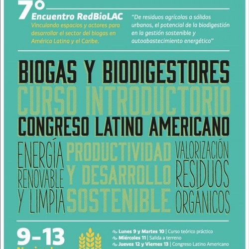Encuentro RedBioLAC Chile 2015