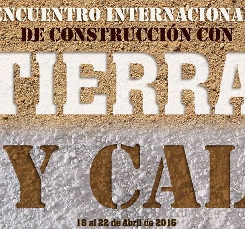 1er Encuentro Internacional Tierra y Cal / México 2016