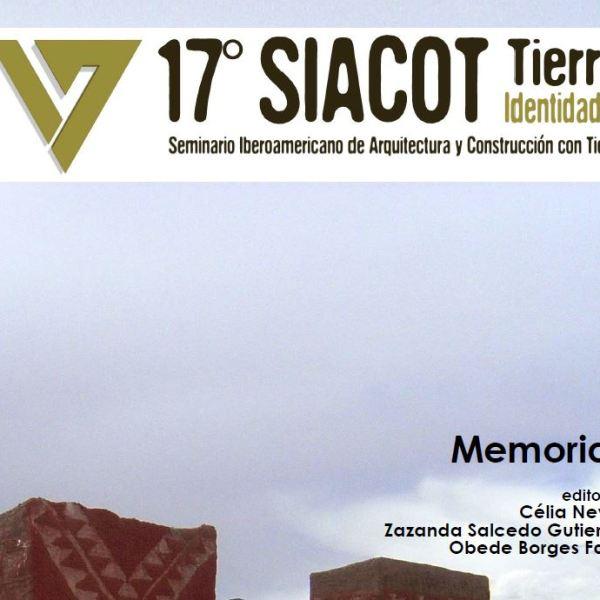 MEMORIA 17 SIACOT- -LA PAZ – 2017