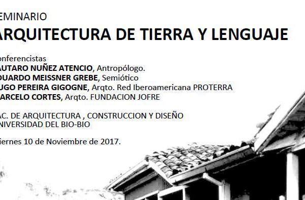 Seminario: Arquitectura de Tierra y Lenguaje